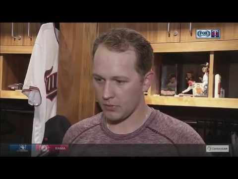 Twins' Duffey: 'I feel pretty good about today other than that homer'