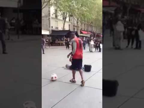 Football stunts