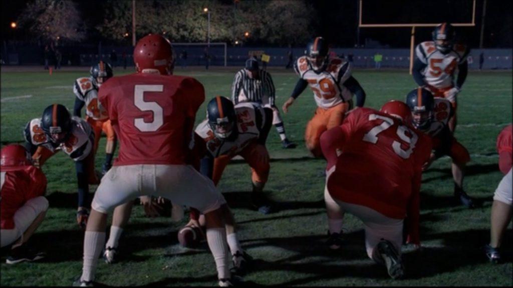 Glee – Glee girls play football 2×11