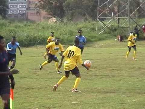 How Ugandan Ladies play football and make men fight