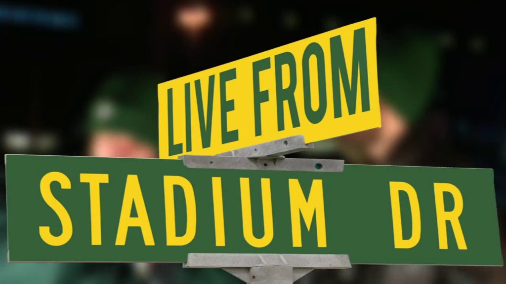 LIVE FROM STADIUM DRIVE Week 14: Seattle Seahawks VS Green Bay Packers