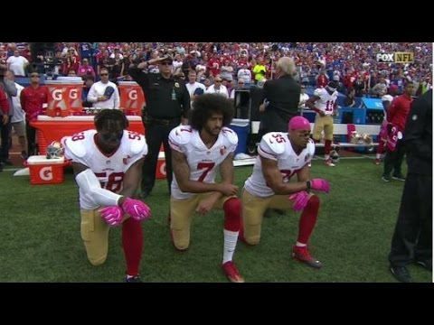 COLIN KAEPERNICK MAY NEVER PLAY PROFESSIONAL FOOTBALL AGAIN AFTER THIS SEASON IS OVER!