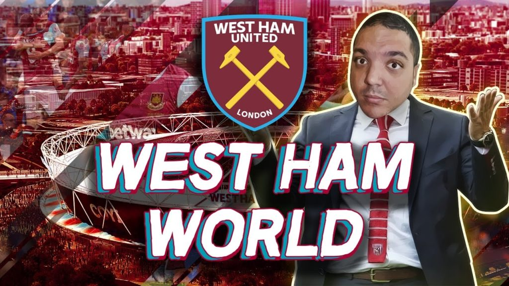Let's Play Football Manager 2017 Episode 1 – Jai No Takes the West Ham United Hot Seat