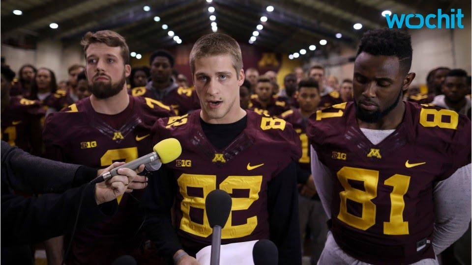 Minnesota Football Team Rescind Boycott, Will Play in Holiday Bowl