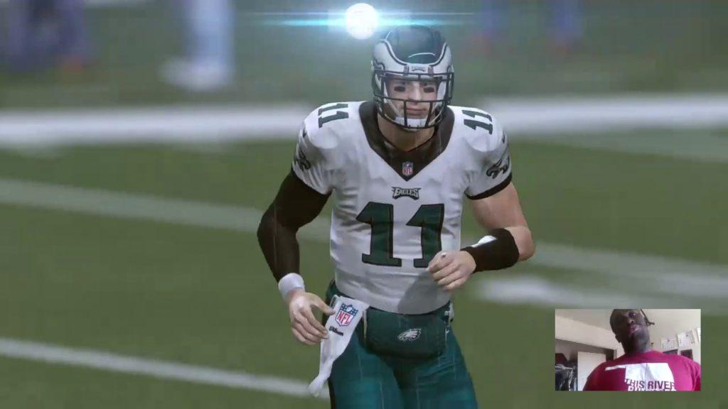 Week 11 Eagles vs Seahawks