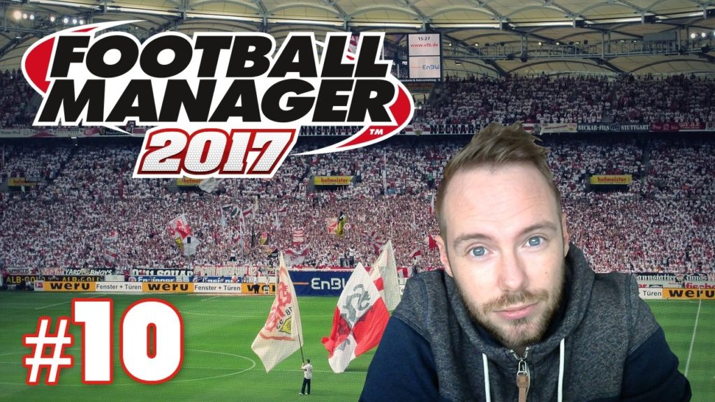 Let's Play Football Manager 2017 #10 – Top Free-Agents! [VfB Stuttgart / Deutsch / Gameplay]