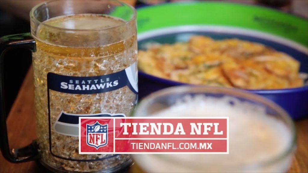 Receta Pizza a la parrilla – Homegating – Panthers vs Seahawks