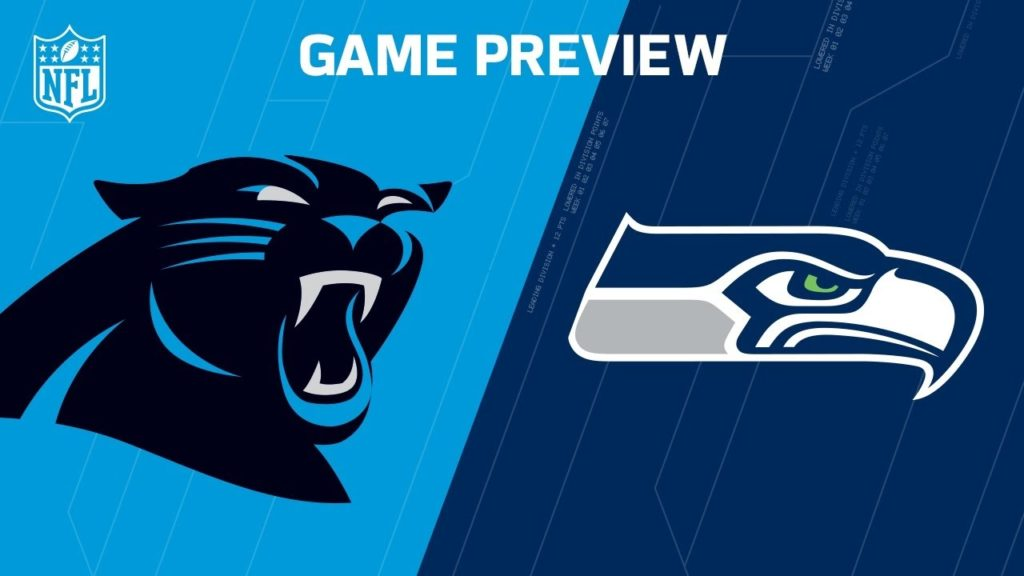 Panthers vs. Seahawks (Week 13 Preview)   Move the Sticks   NFL- NFL Highlights