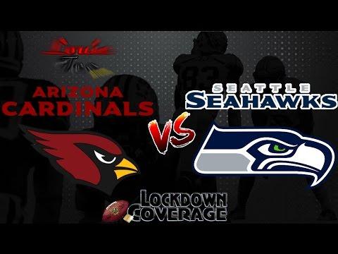 NFL Football 2016 Recap: Cardinals vs. Seahawks (Week 16) (Lockdown Coverage)  #LouieTeeLive
