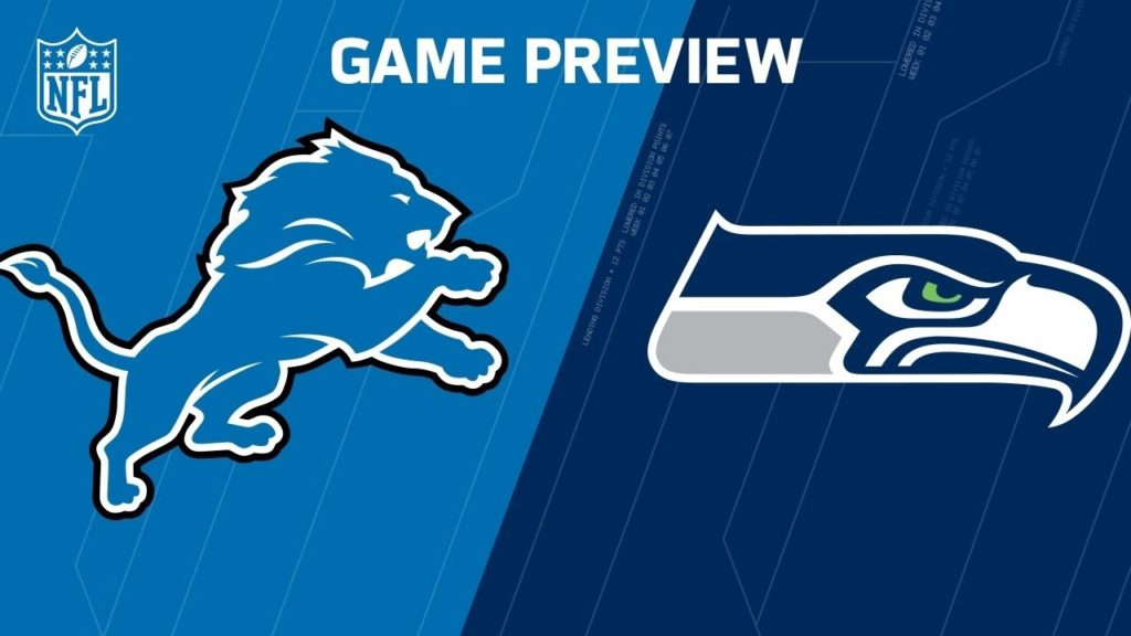 Detroit Lions vs Seattle Seahawks 2017 Wild Card Playoff Preview