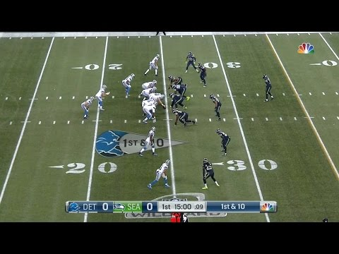 Detroit Lions vs Seattle Seahawks – FULL GAME – 2017 Playoffs Wild Card Round