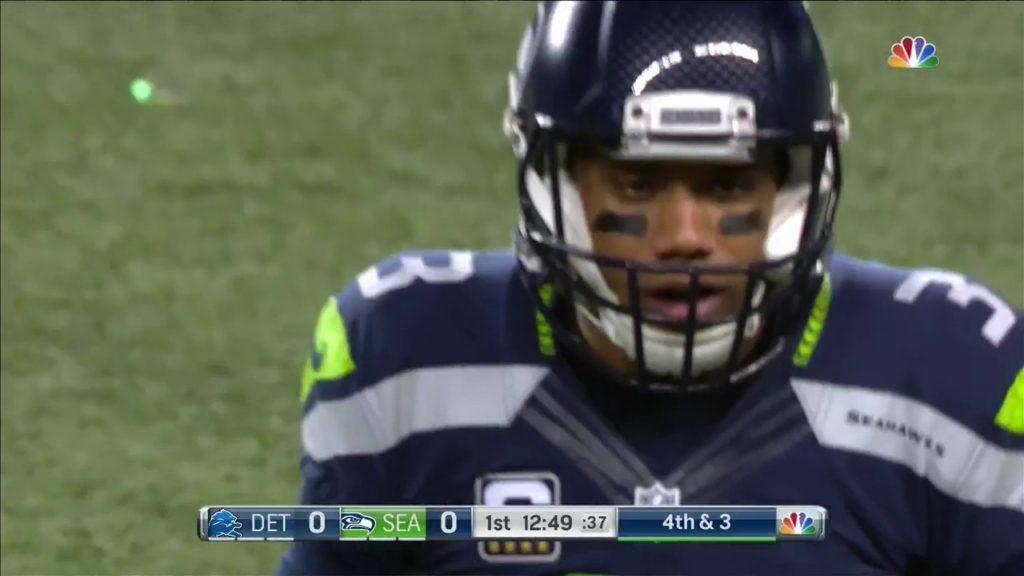 Seattle Seahawks vs  Detroit Lions 07.01.17