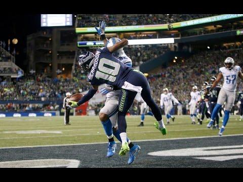 2017 NFL Playoffs: Seattle Seahawks beat Detroit Lions 26-6! Wild Card Round