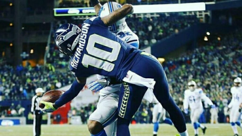 Seattle Seahawks vs Detroit Lions Highlights 2017 WildCard  FH