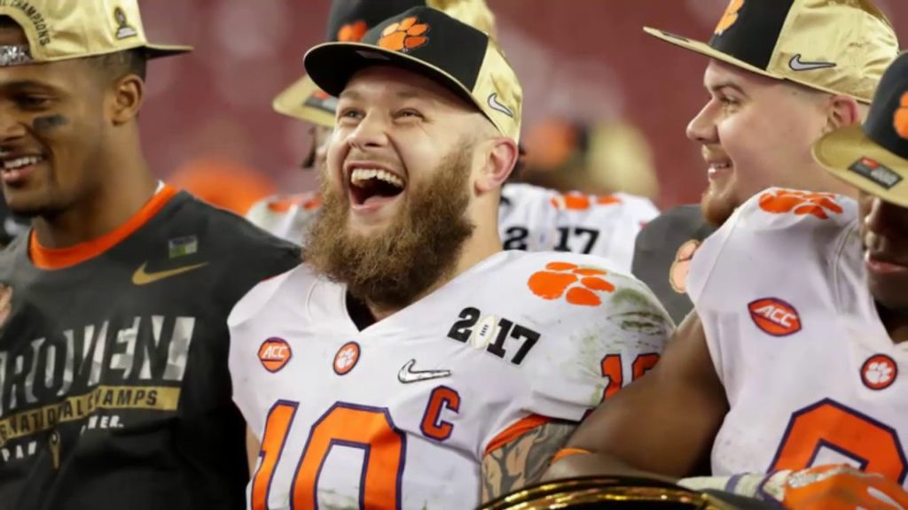 Xit Jacob – With Last Second Play, Clemson Beats Alabama For College Football Title