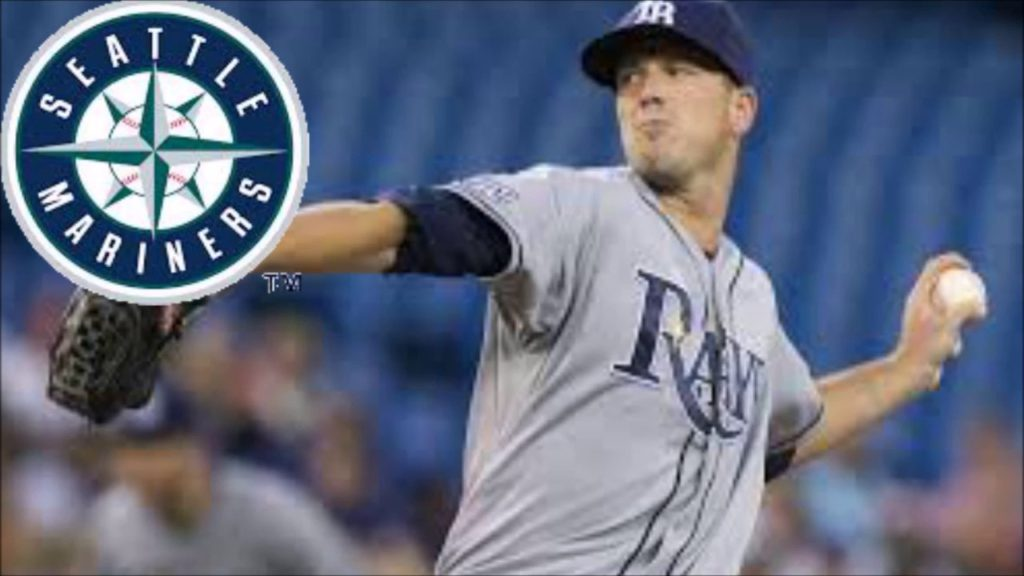 The Seattle Mariners Trade for Drew Smyly that is 11 trades this off season