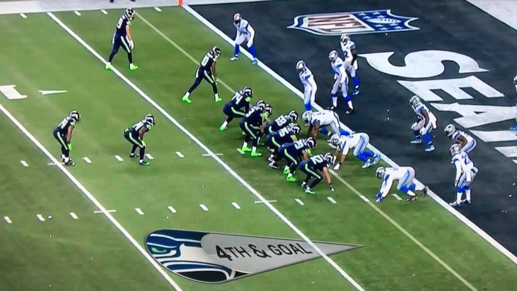Paul Richardson One Handed Touchdown For Seattle Seahawks