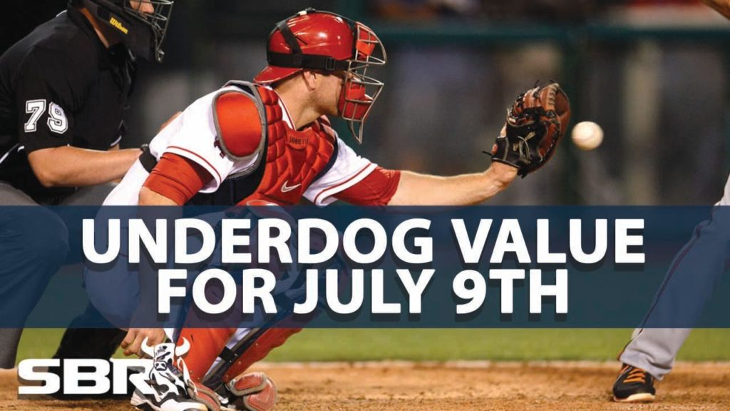Underdog Betting Value On Angels & Mariners
