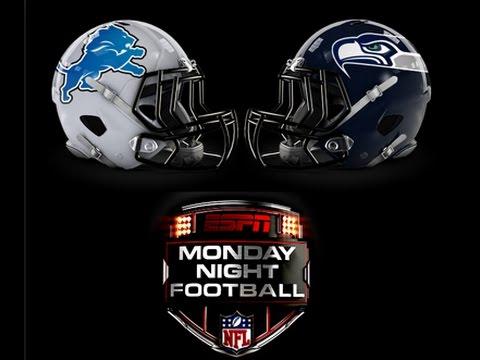 Lions vs Seahawks Live Stream 2017