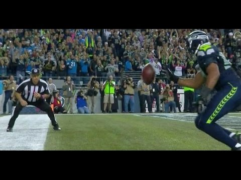 Seahawks 2017 –  Seahawks beat the Lions thanks to an illegal bat last time they played