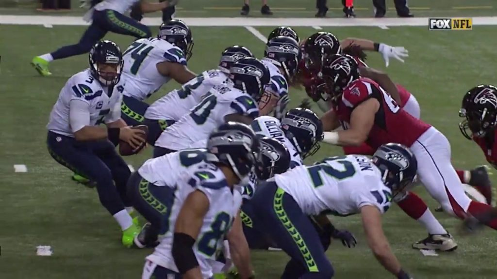 Falcons Vs Seahawks NFL divisional round NFC