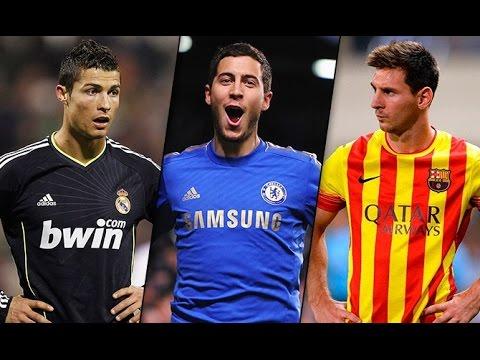 Football Crazy Skill 2017-Messi|Ronaldo|Hazard
