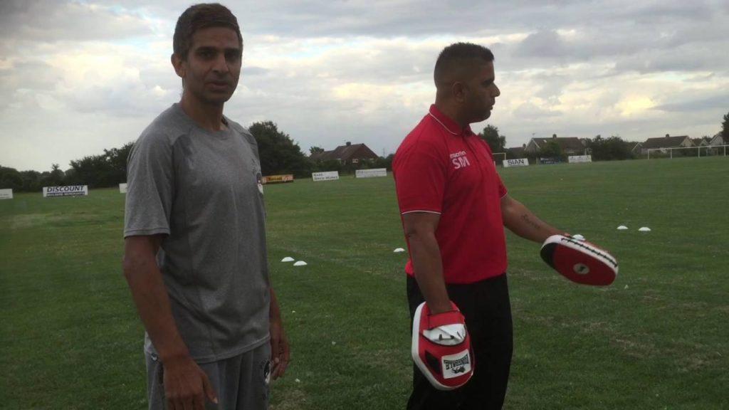 Football Drills cardio conditioning.