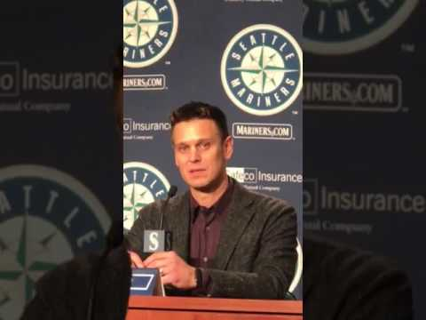 Seattle Mariners GM Jerry Dipoto