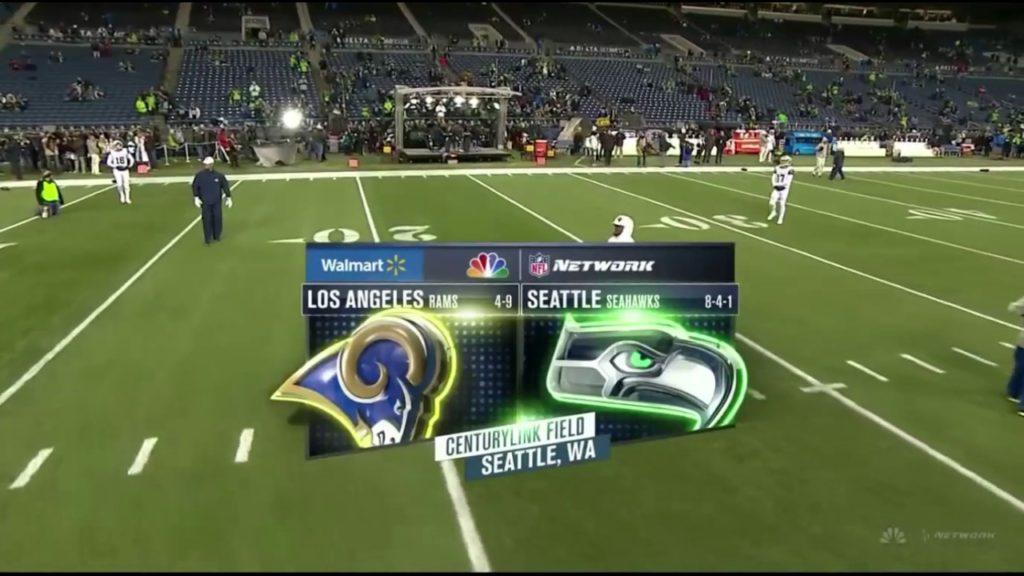 NBC Football Night in Seattle intro 2016