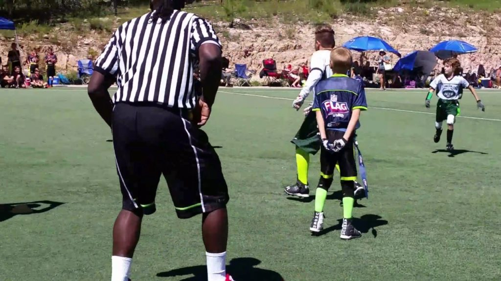 10U Mesa PrimeTime Seahawks vs Jets Flag Football