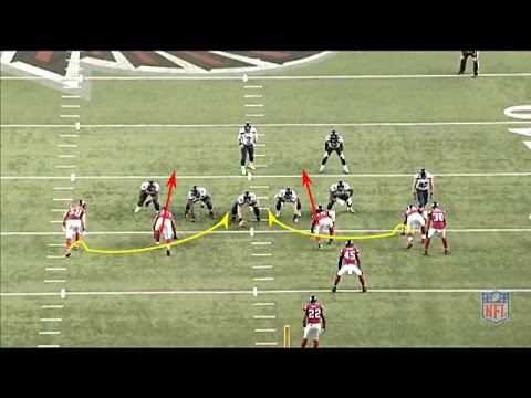 NFL Breakdowns Ep 42: Falcons stunts were too much for Seahawks' offensive line