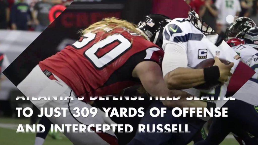 NFL Recap – Falcons beat Seahawks, Pats defeat Texans