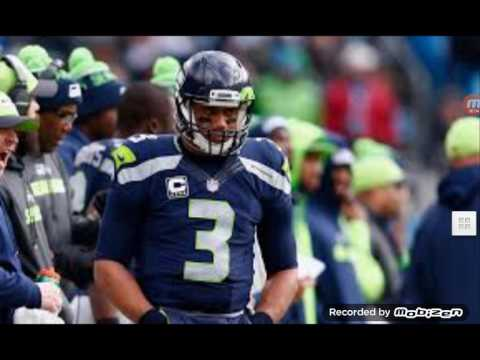Russell Wilson is the illuminati