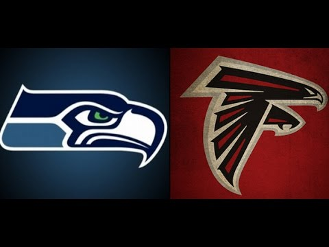 Seattle Seahawks VS Atlanta Falcons Madden 17 NFC Divisional Round Simulation