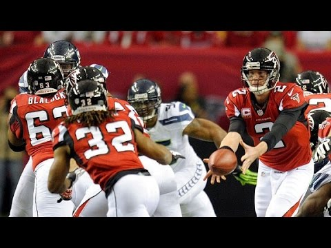 Seahawks vs. Falcons NFC Divisional Game Highlights | NFL