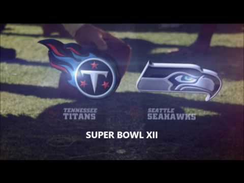 Super Bowl XII Titans Seahawks Part 2/4