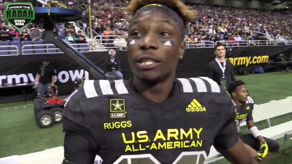 US Army All American Bowl 2017    Official Highlight Mix   YouTube