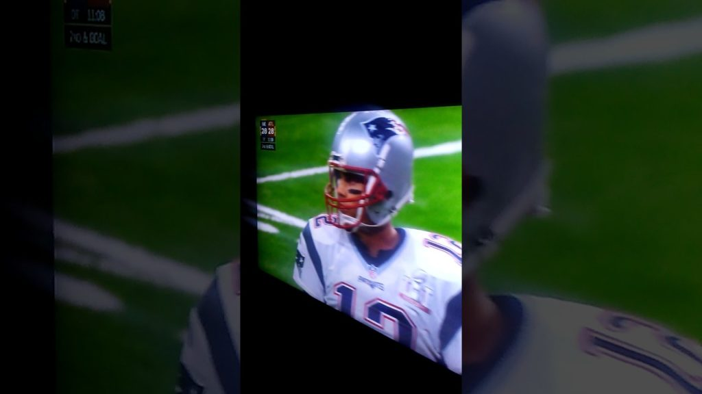 Patriots fans reaction to Super Bowl 51