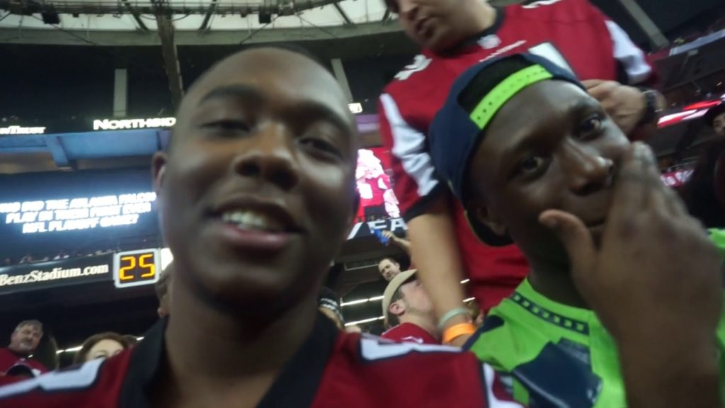 Going to the NFC Championship Game!! Vlog #7