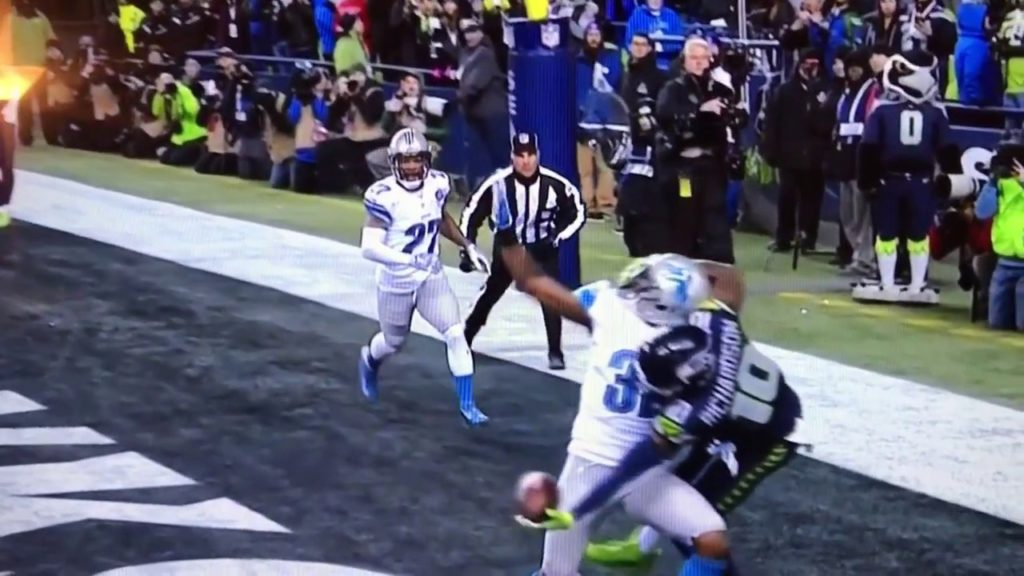 Insane One-Handed Catch by Paul Richardson on Seattle Seahawks | Seahawks Vs. Lions NFL