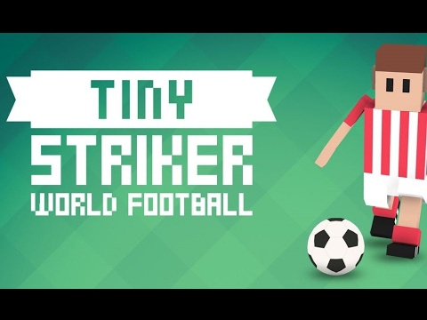 Tiny Striker: World Football | App Store & Google Play