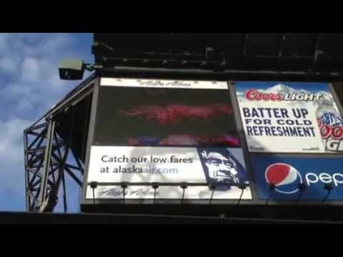 Su Ring Vitue Seattle Mariners anthem (as Su Ring)