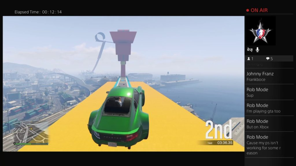 NEW STUNT RACES AND FIRST PERSON | GTA5 Online Jobs with Josh And BeastGreek Plays