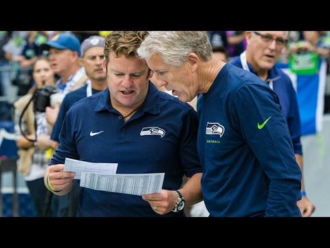 Seahawks General Manager John Schneider NFL Combine Press Conference
