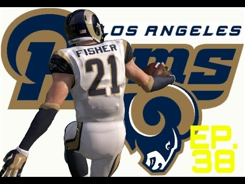 Heart Attack City (Madden 17 Los Angeles Rams Connected Franchise Ep. 38)