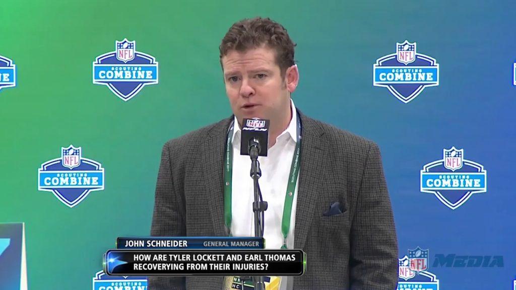 GM John Schneider shared updates on injured Seahawks