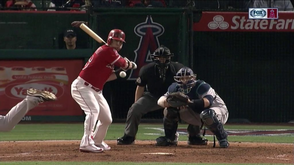 Angels defeat The Mariners – April 7, 2017