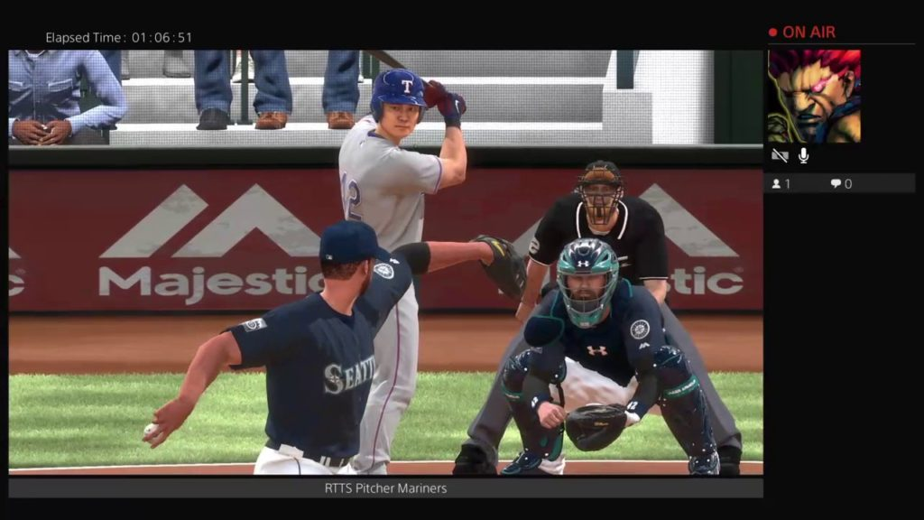 MLB The Show 17 RTTS Starting Pitcher Mariners It all starts going wrong (Part 5)