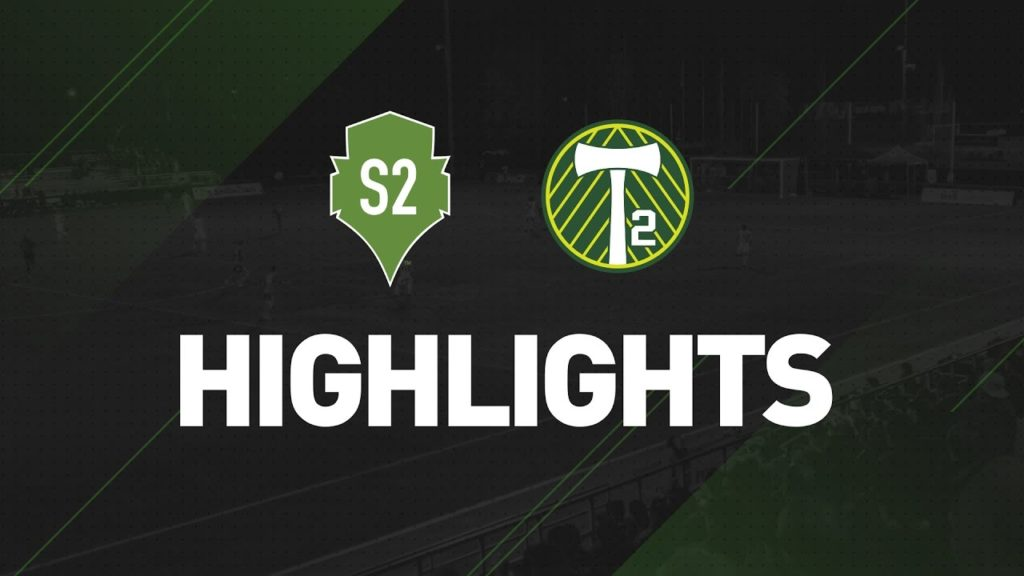 Highlights: Seattle Sounders FC 2 vs Portland Timbers 2   April 2, 2017