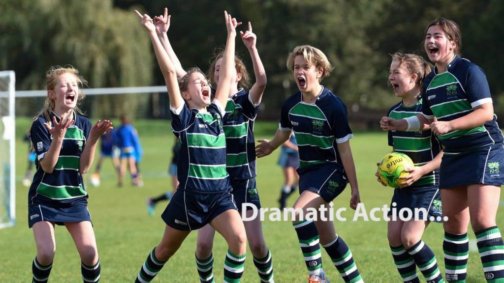 ISA Girls Football Tournament, 13th October 2016